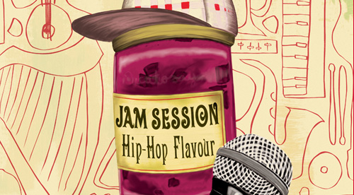 POSTER: Jam Session hip-hop flavour – 2011 – Tamines