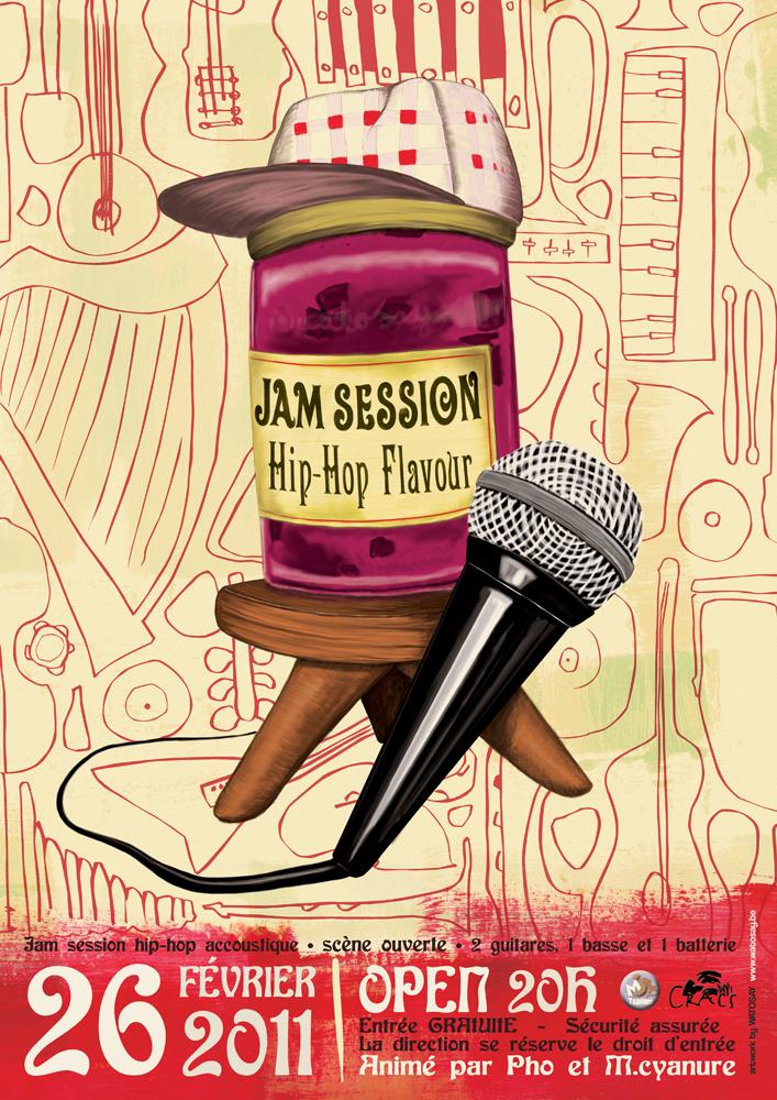 26-fevrier-2011-jam-session-affiche-maison-des-jeunes-tamines