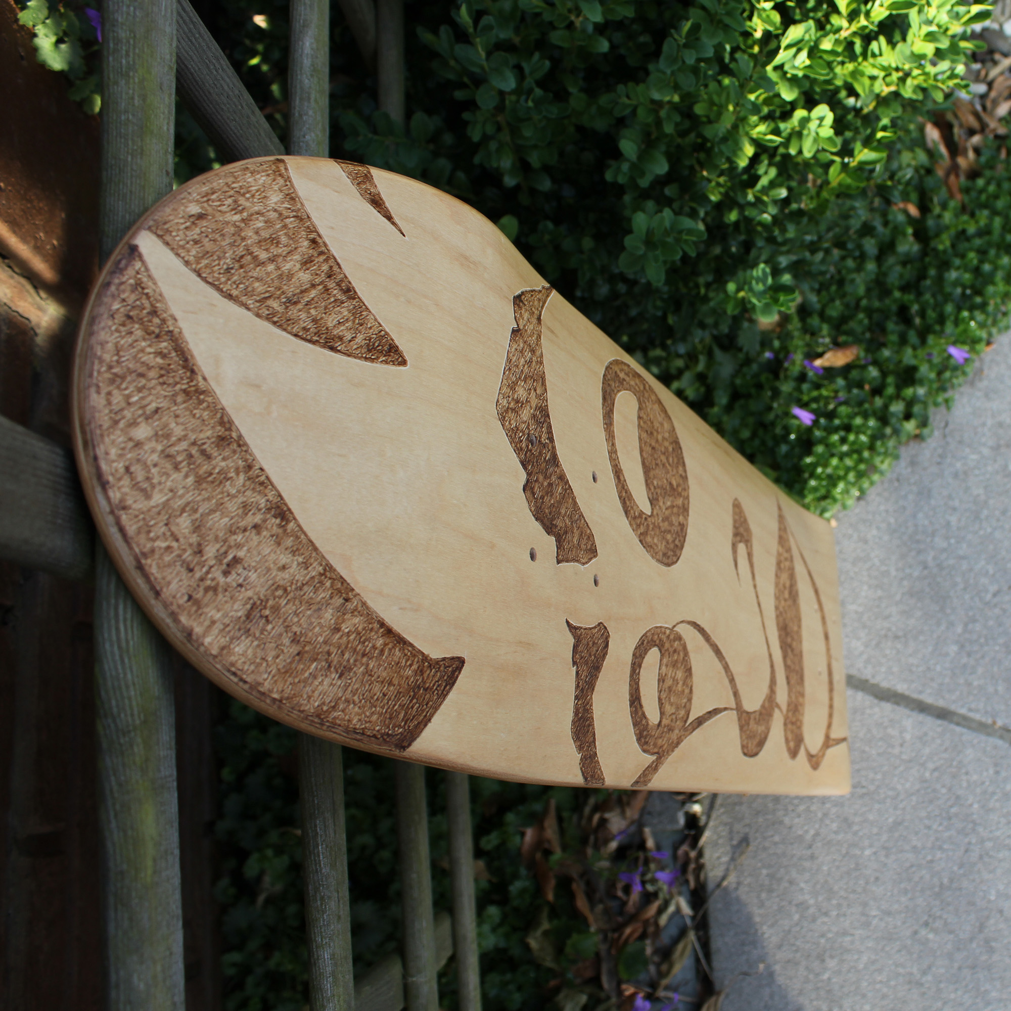 WatoSKATE #1 – Original Skateboard Deck