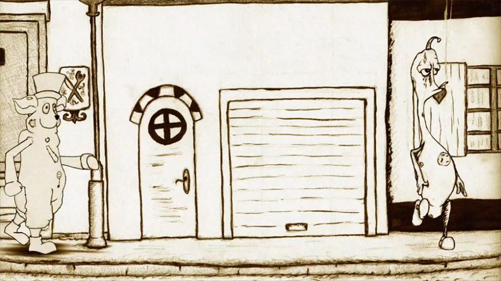 Fabio & Laura - Prequel drawing & doodle