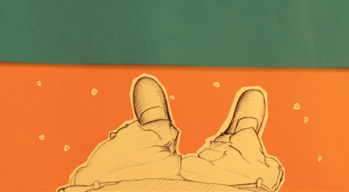 Loop – 24H of animation & Comics from GRANDPAPIER & Zorobabel – 2012
