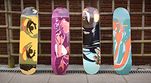 Skateboard Collection #1 – 2013