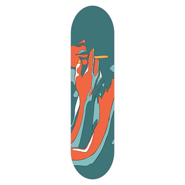 smoke-blue-custom-skateboard-deck-collection-1-by-watosay