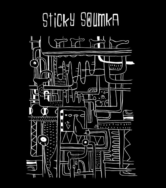 Sticky Soumka belgian collective